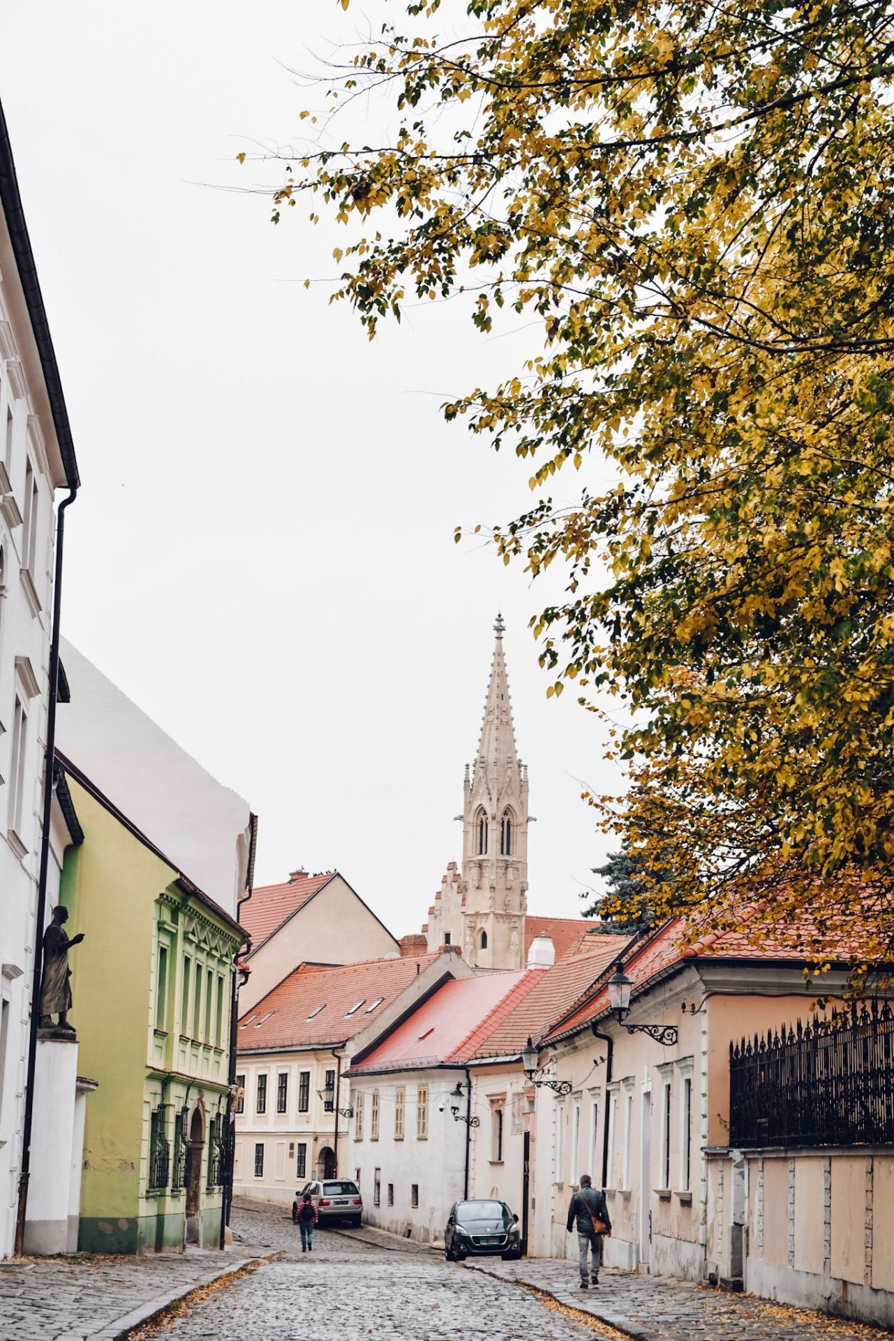 Wander the Old Town of Bratislava