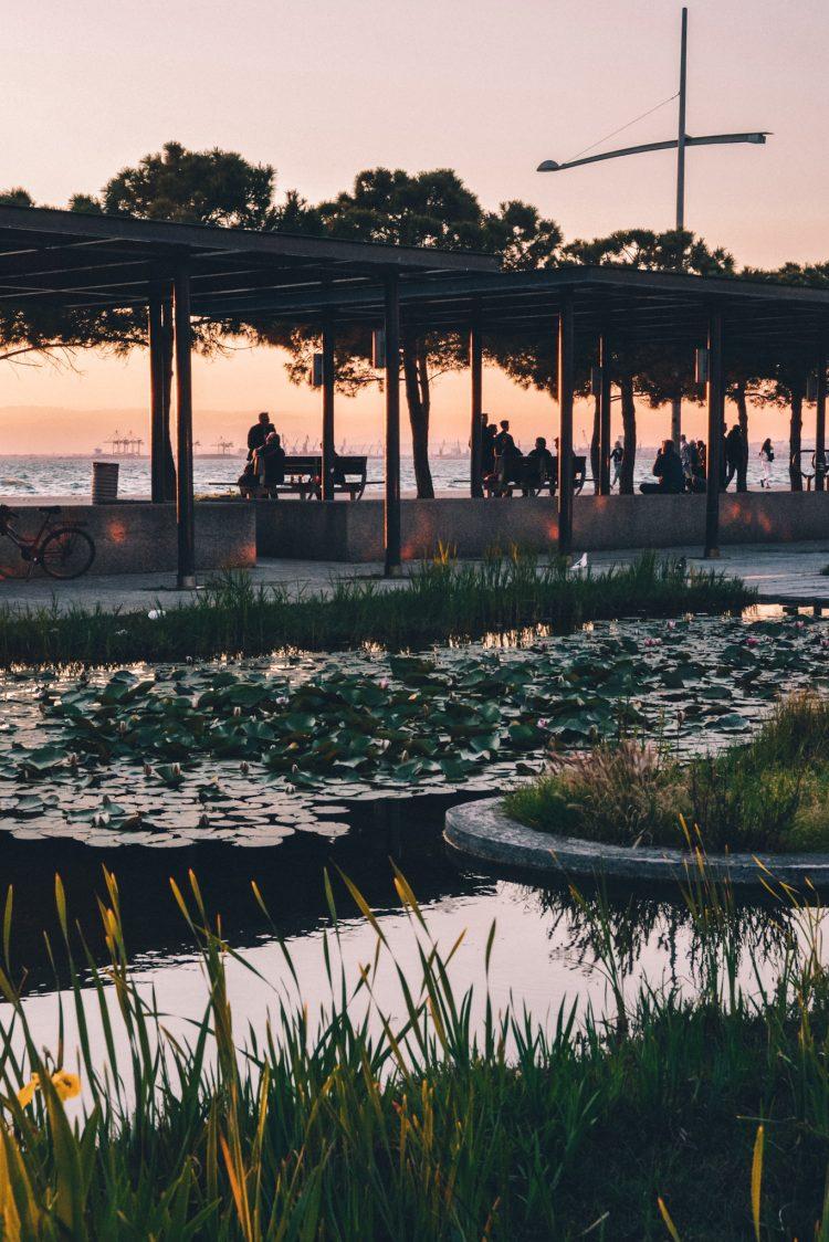 Waterfront Thessaloniki, Nea Paralia