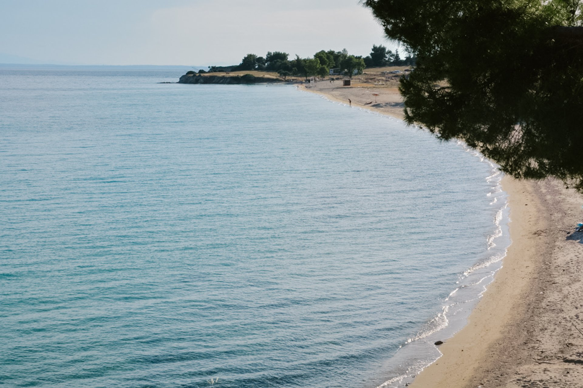 Ag. Ioannis Beach in Sithonia