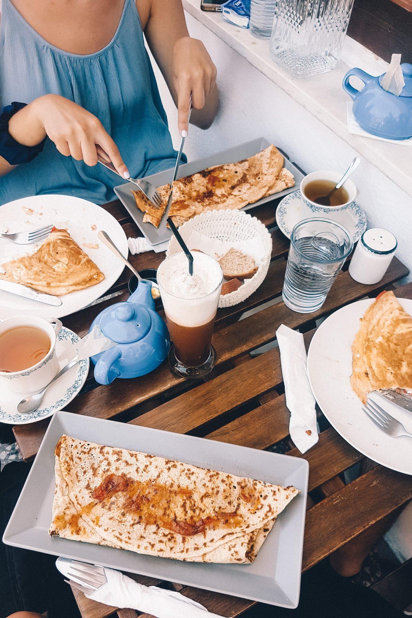 Café Trapeza, Samothraki