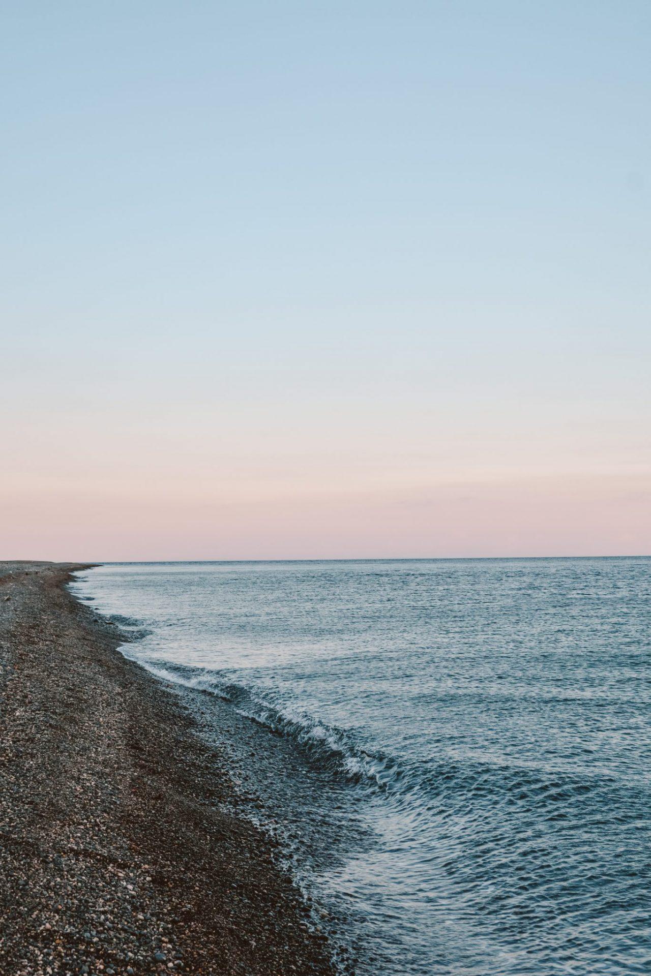 Kipos Beach, Samothraki