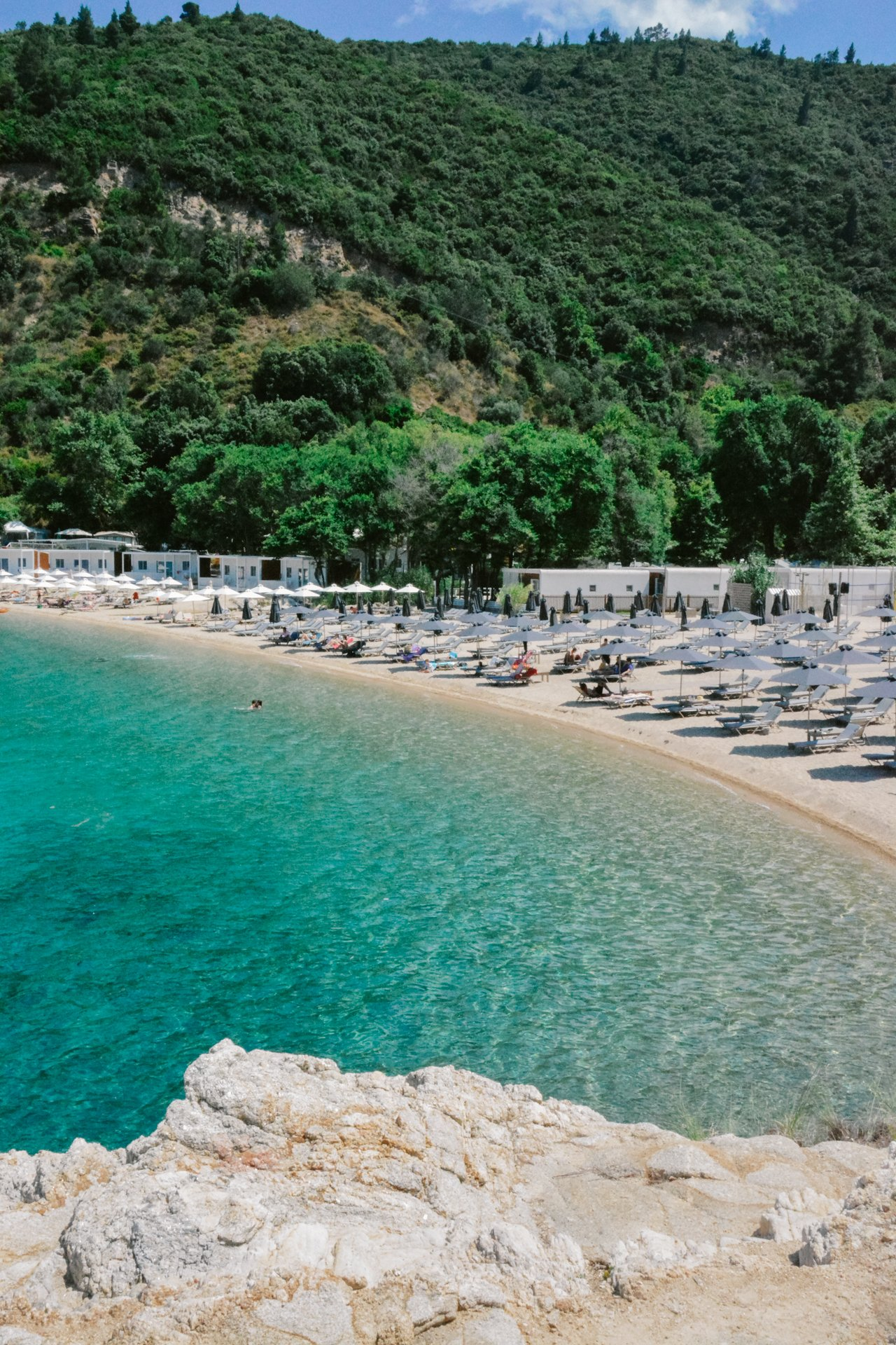 Manassu Beach in Sithonia-2