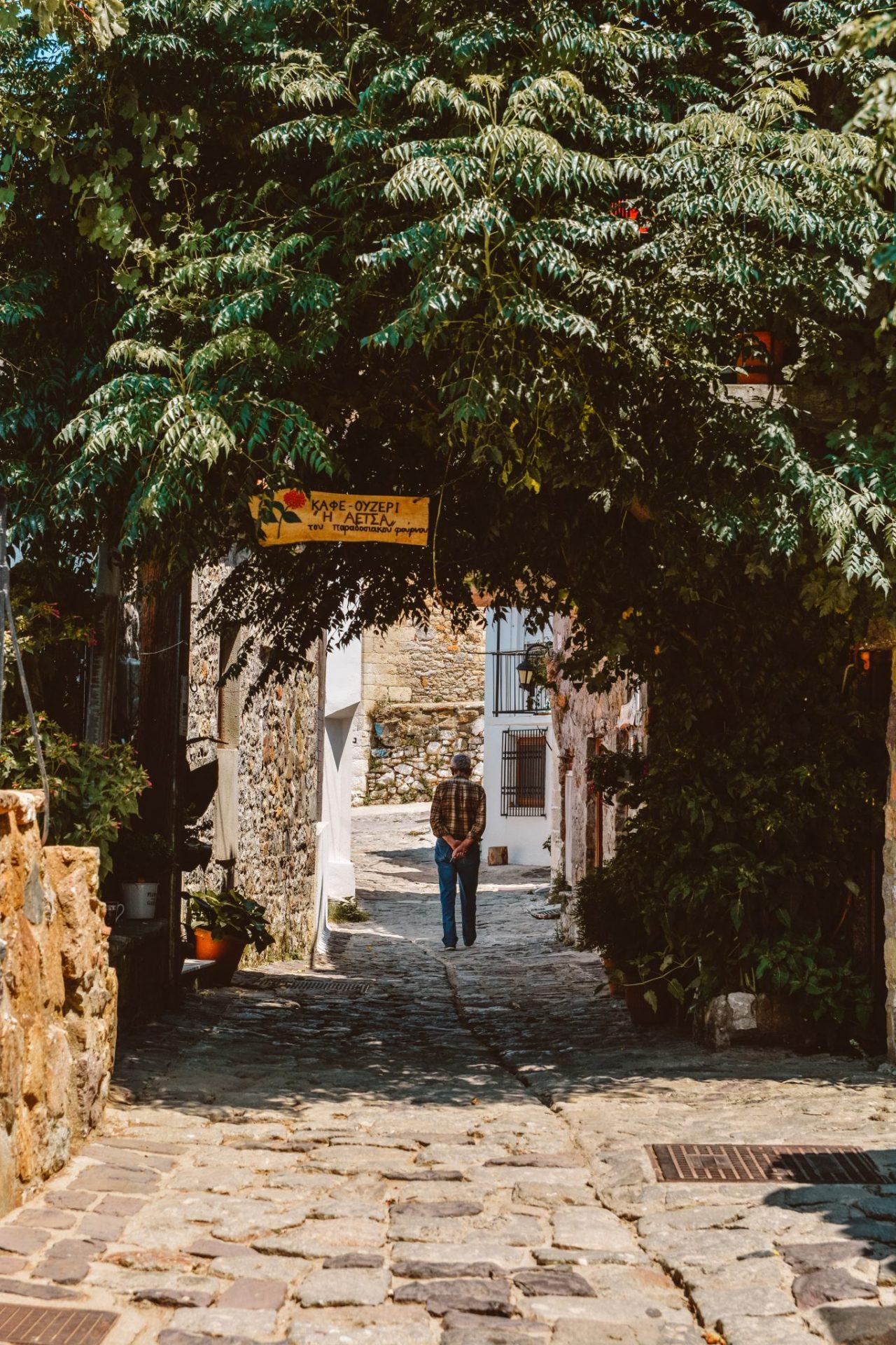 Samothrace, Greece