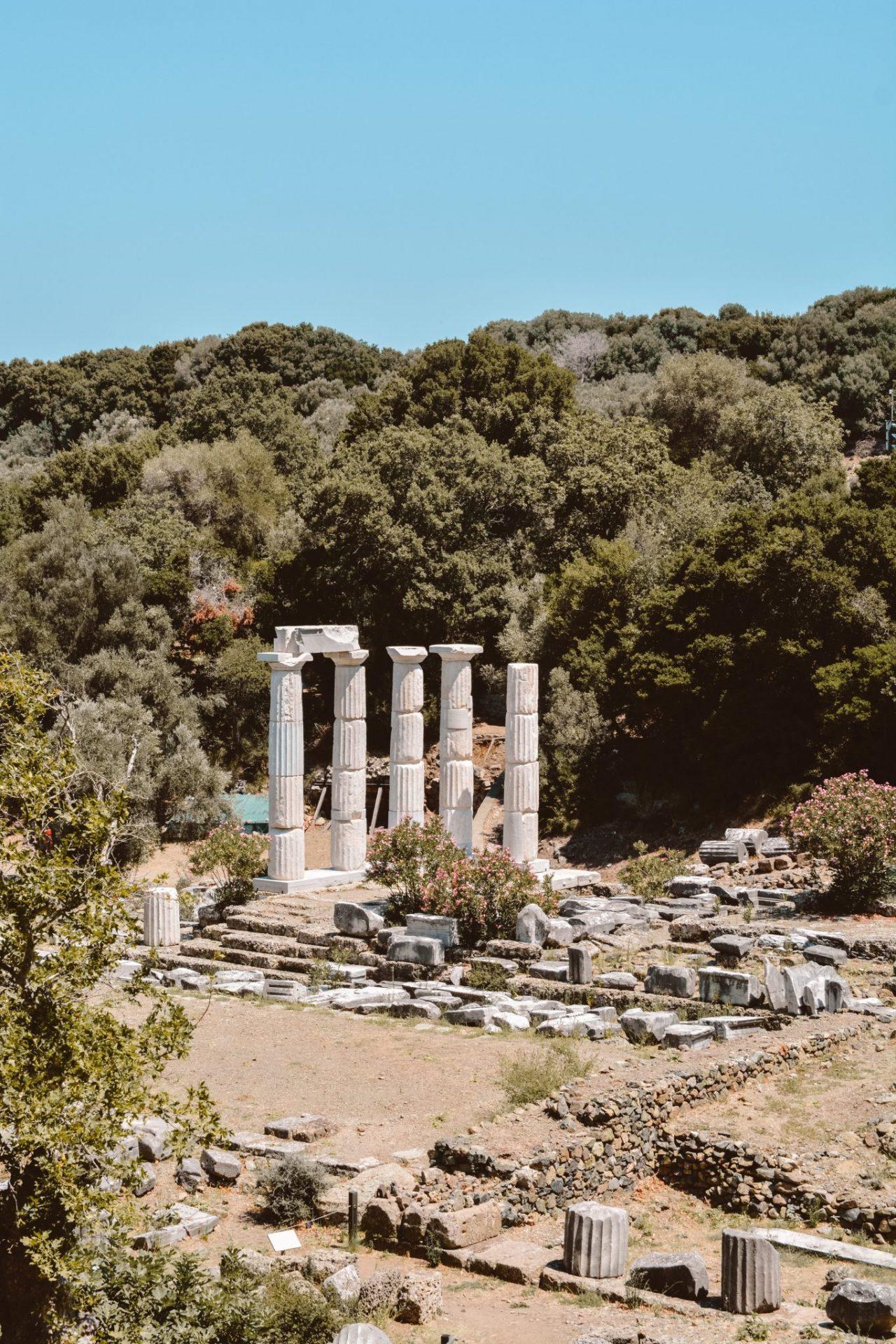 Sanctuary of the Great Gods Samothraki