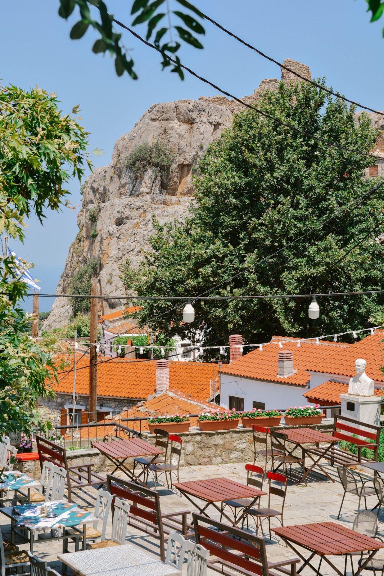 Taverns in Samothraki