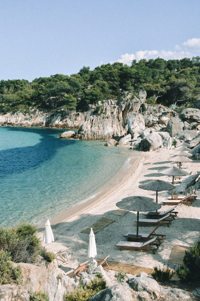 The Best Beaches in Sithonia, Halkidiki (Top 25 beaches)