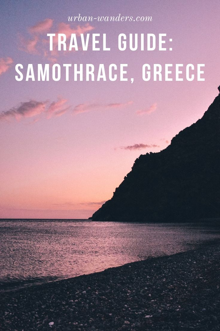 Travel Guide Samothrace, Greece