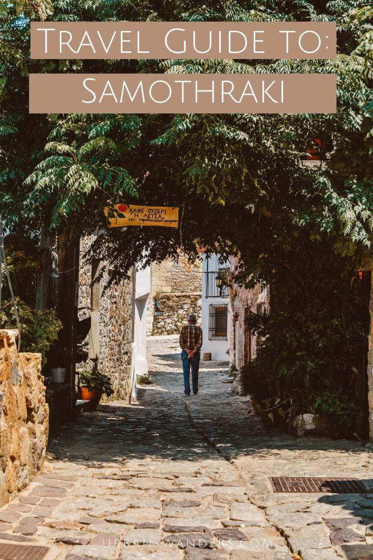 Travel Guide to Samothraki, Greece