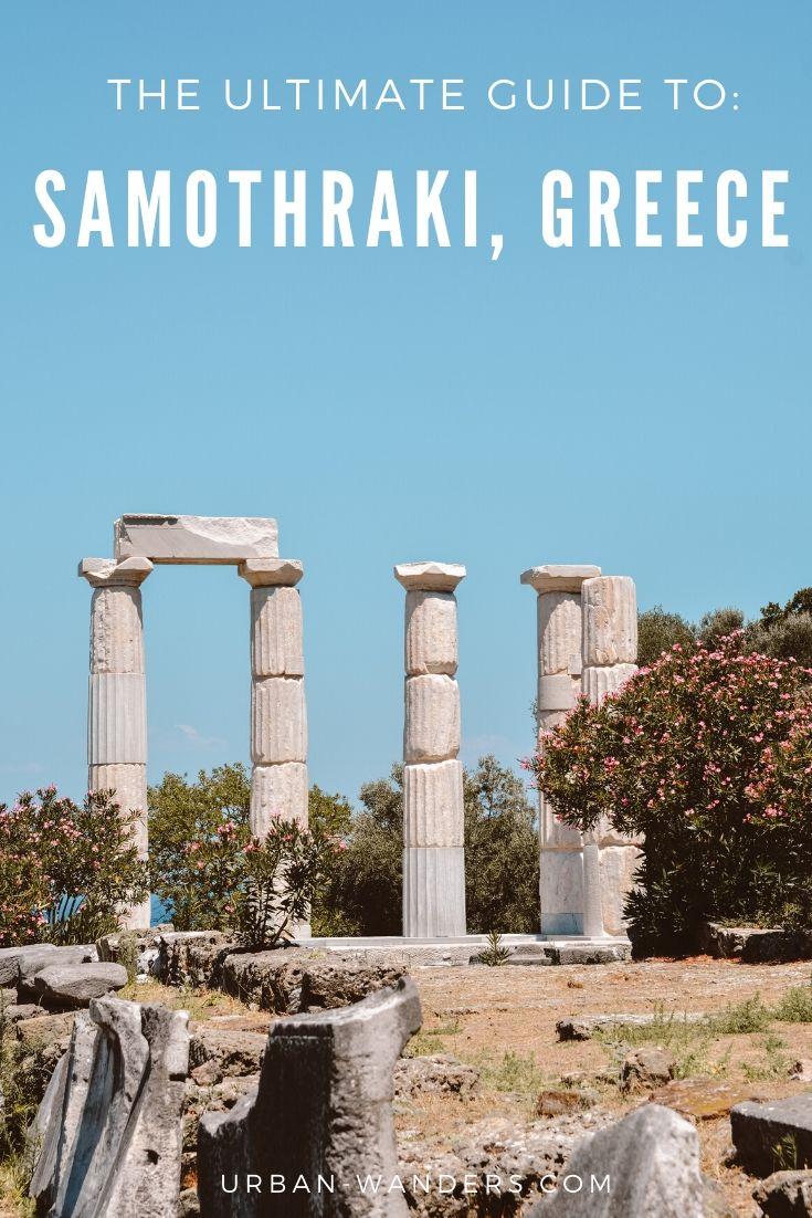 Travel guide to Samothraki, Greece (1)