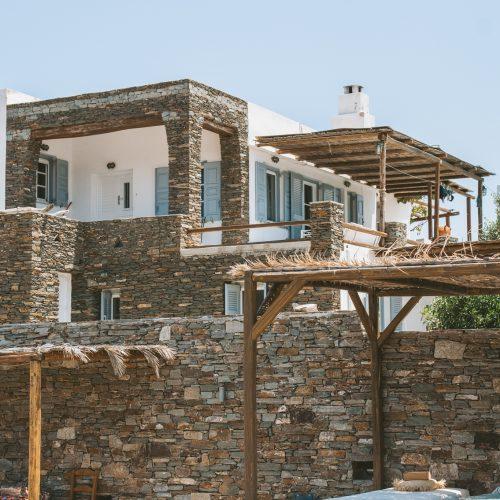 Kavos Studios Sifnos Greece