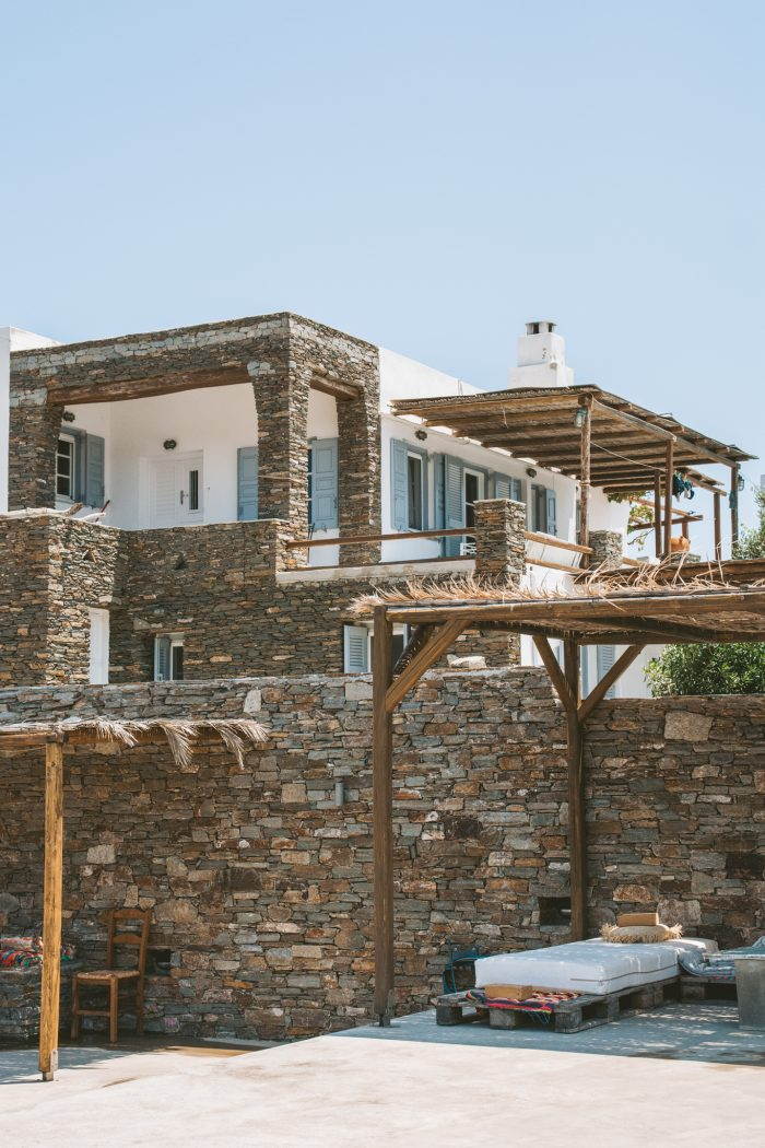 Kavos Studios in Sifnos: A Quintessential Cycladic Haven