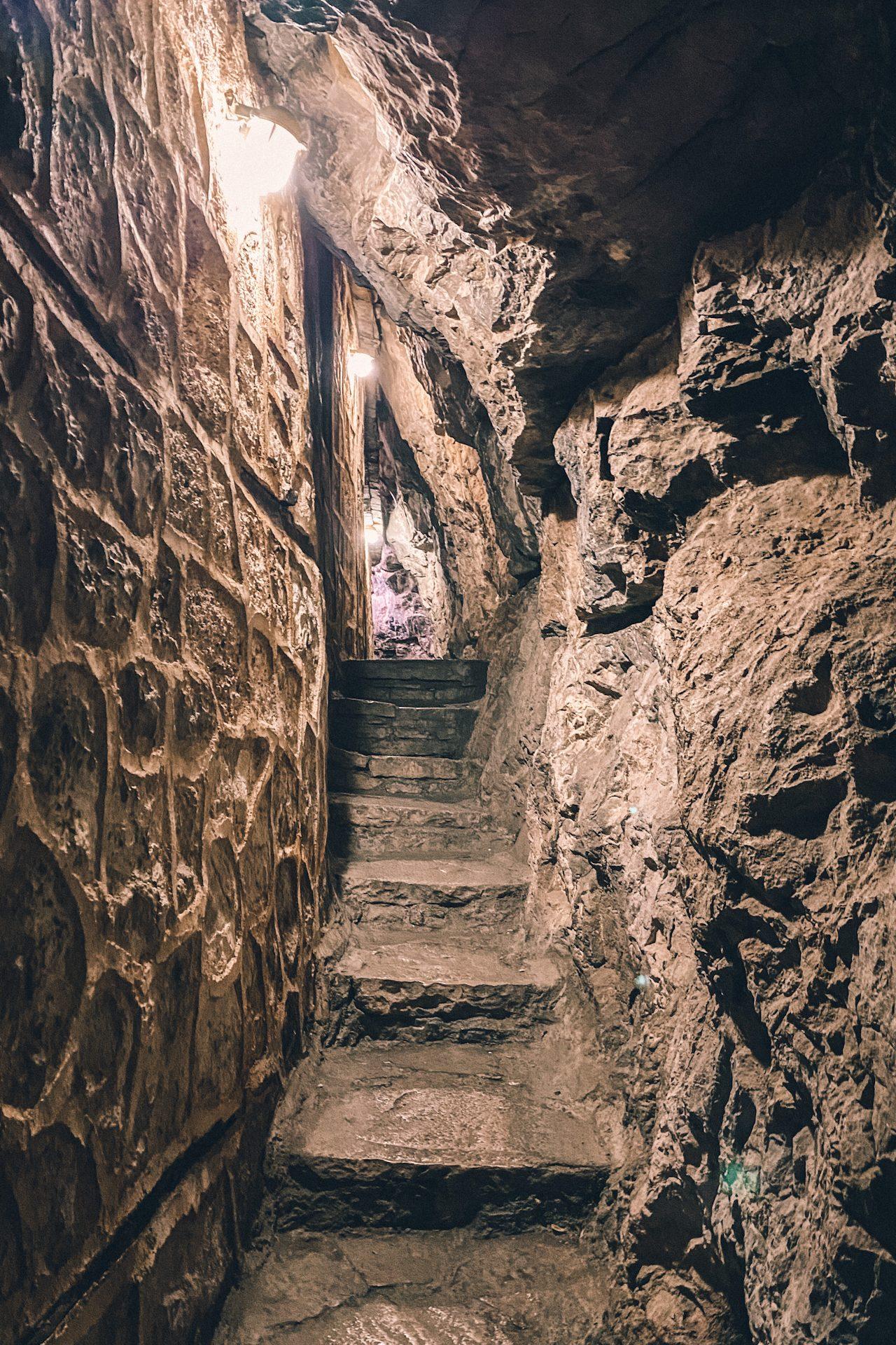 Holy Kipinas Monastery, Tzoumerka