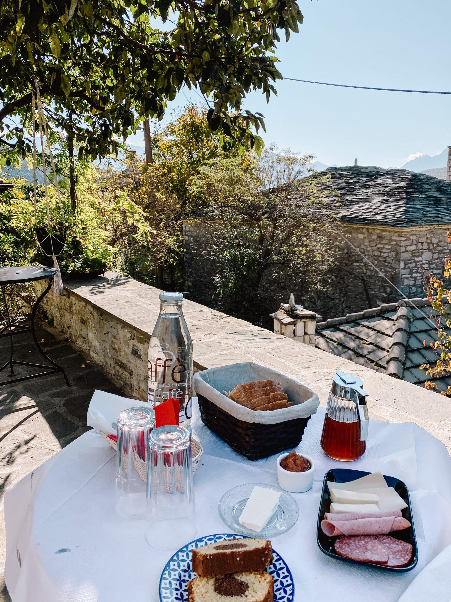 Hotels in Tzoumerka, Greece