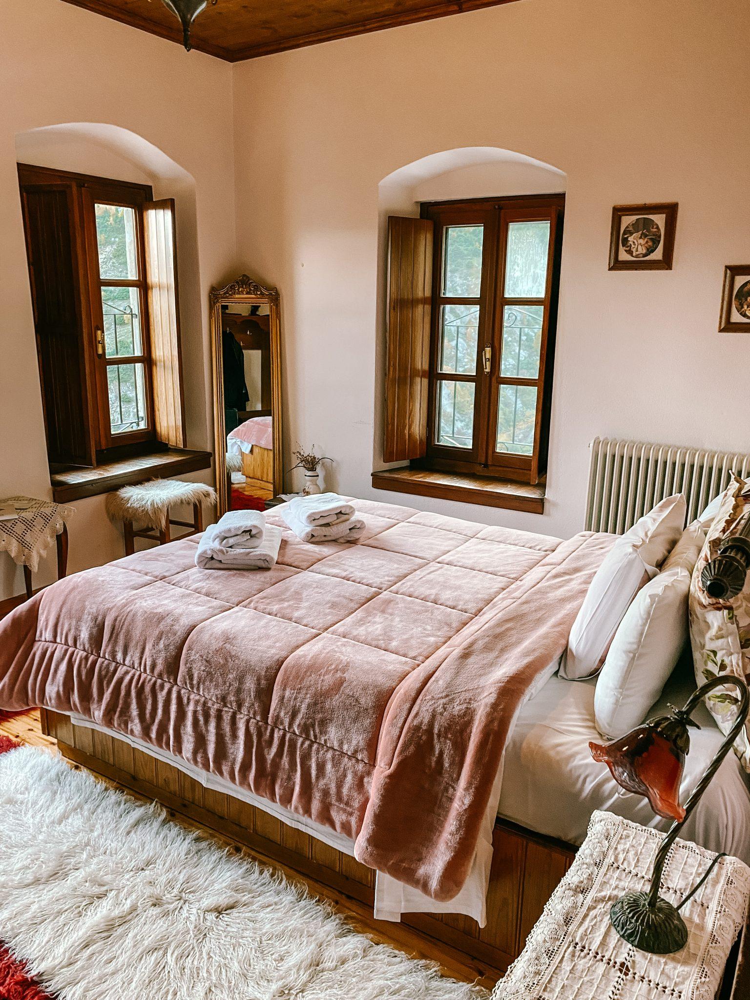 Hotels in Tzoumerka
