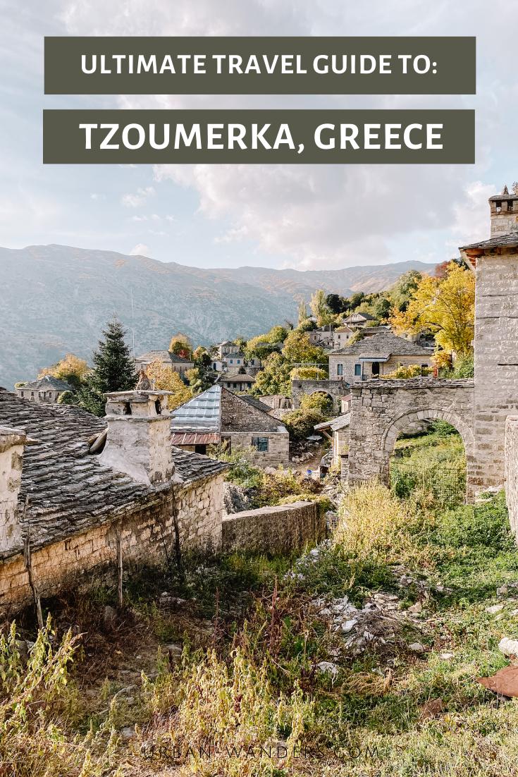 Things to do in Tzoumerka, Greece