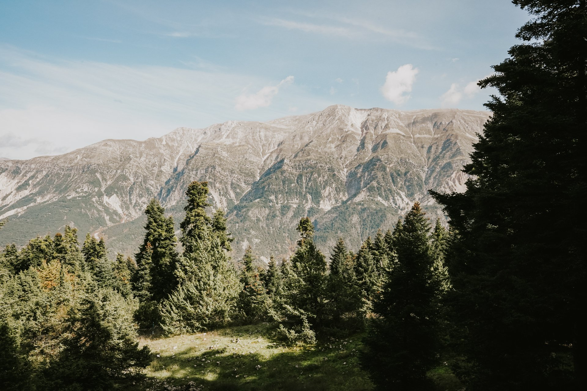 Travel Guide to Tzoumerka - Epirus - Greece