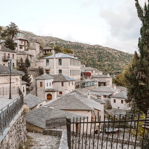 Tzoumerka, Greece Travel Guide