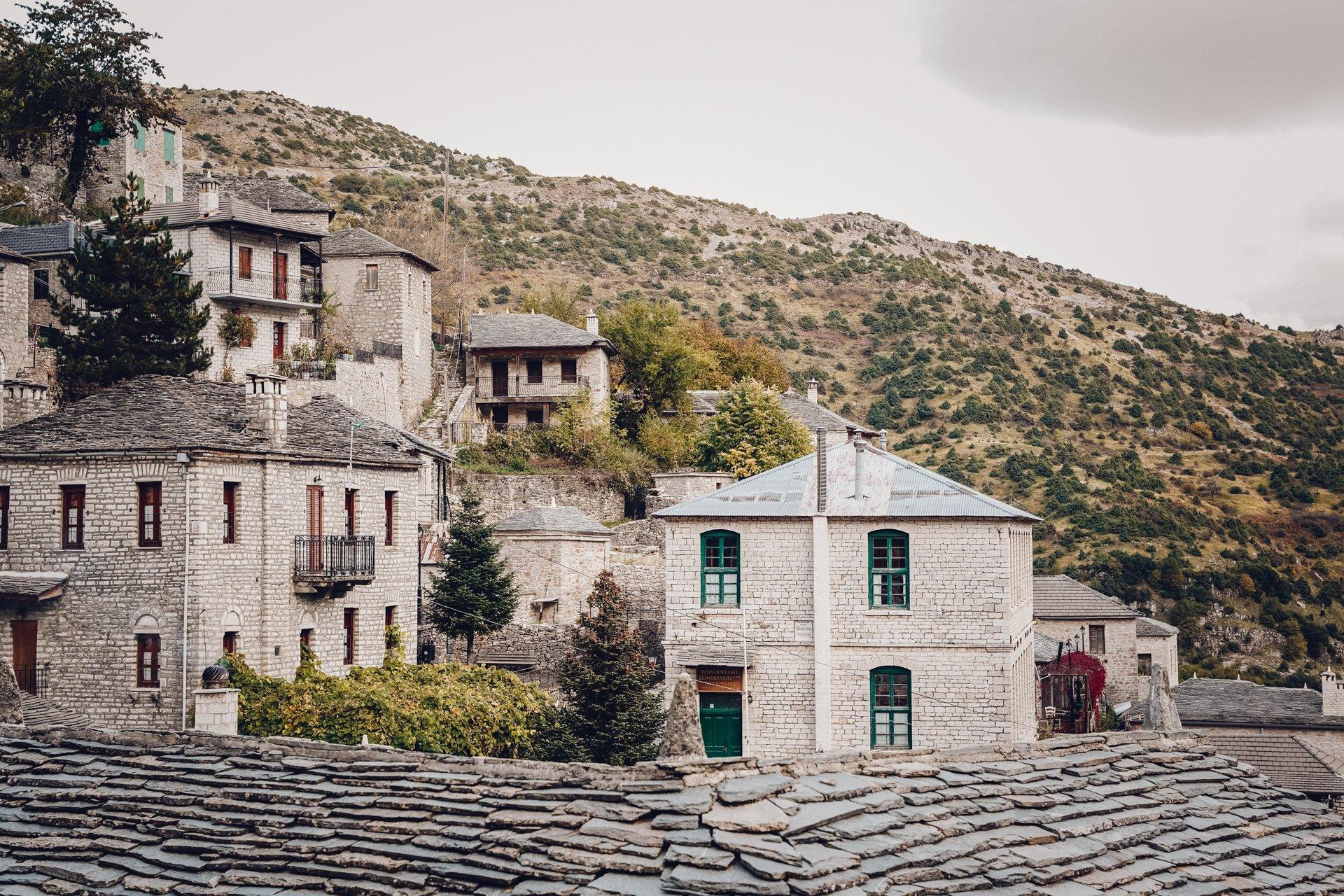 Villages of Tzoumerka, Epirus